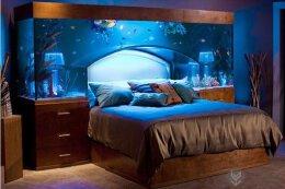 超凡创意:创意卧室家居设计。