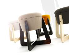 多姿多彩卡哇伊的凳子——创意家具设计
