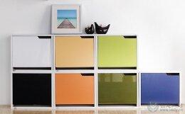 创意收纳柜,实用的家具设计