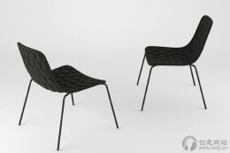 蜂巢型创意的蜜蜂座椅子
