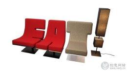 创意座椅设计,传达你的情感和指示功能!