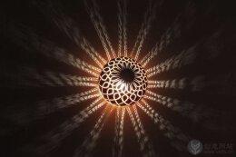 奇妙的氛围——创意灯具设计