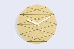 适合各种环境使用的创意时钟,简洁时尚