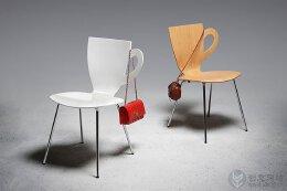 创意座椅,非常适合应用到咖啡馆