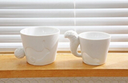可爱的动物杯子——创意马克杯