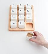 电脑键盘样式的咖啡杯——杯子设计