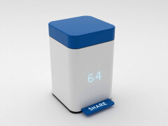 智能记录功能的垃圾桶