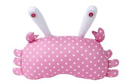 可爱的螃蟹抱枕设计——创意抱枕