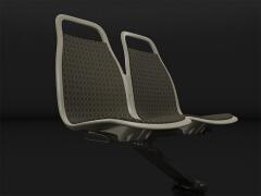 公共座椅设计,精良的设计。
