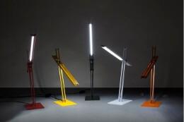 酷酷个性台灯设计,艺术总是源自于生活!