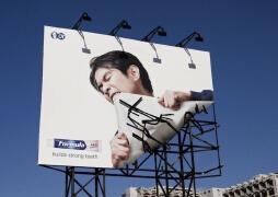 国外超有创意的广告牌设计,脑洞大开!