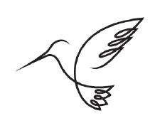 一个Logo一条线,不断线创意Logo设计