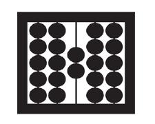 财务为主题创意Logo设计图案