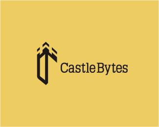 19个包含城堡设计的创意Logo