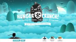 带有可爱的卡通造型的创意网站设计欣赏