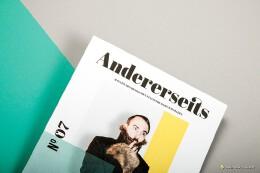 Andererseits 杂志设计欣赏