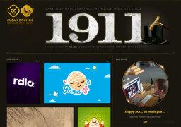30个富有创意的国外设计公司网站