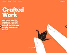 插图和手绘元素可以让网站设计更有个性,抓住用户的注意力。
