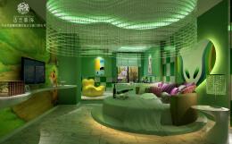 绿色特色主题酒店设计公司案例分享