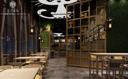 西式快餐厅怎么设计?设计感十足的西式快餐厅欣赏