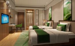 风格独特的精品酒店客房与走廊设计欣赏