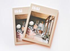 ISSI DECORATION裝飾藝術雜志版式設計