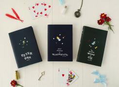 加拿大Ashley Ringham简约风格儿童故事书籍封面设计