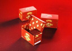 中式风格的花茶黑茶茶砖茶叶包装设计欣赏
