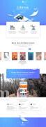 Literus App网页界面设计欣赏