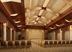 天门1号商旅大酒店装修设计欣赏