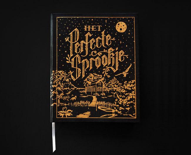 精美的《The Perfect Fairytale》书籍设计欣赏