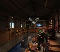 都江堰酒吧施工的照明设计