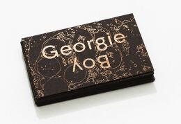 国外Georgie Boy花卉工作室名片设计