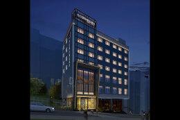 四川酒店设计—云南名仕国际精品酒店