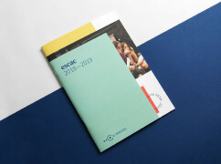 Escacy影音学校招生手册设计欣赏