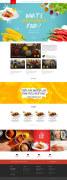 国外ILNY食品首页设计欣赏