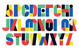 西班牙Birgit Palma装饰艺术字体设计欣赏