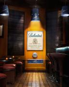 Ballantines苏格兰威士忌系列创意设计