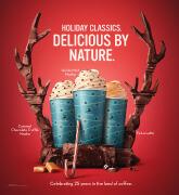Caribou咖啡25周年宣传创意设计