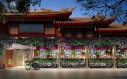 花园餐厅设计|楚雄特色花园餐厅设计公司
