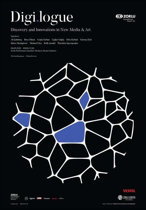 国外Digi logue系列图形视觉海报设计作品15P