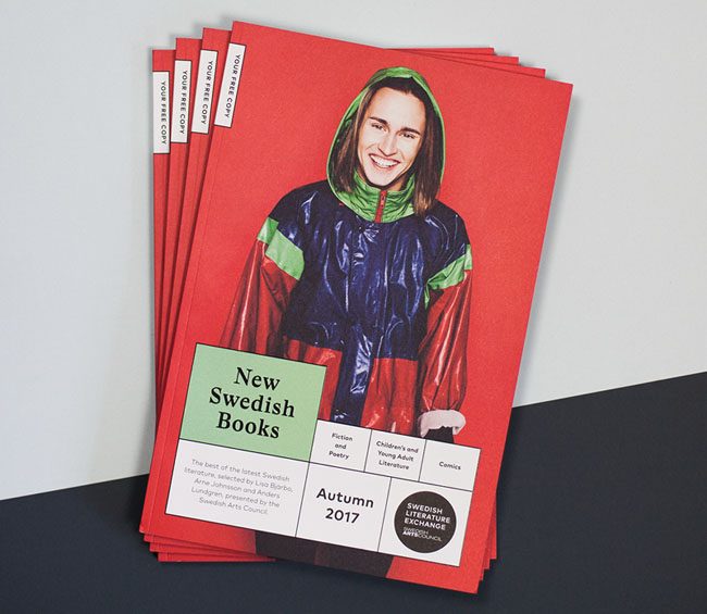 《New Swedish Books》艺术杂志设计作品