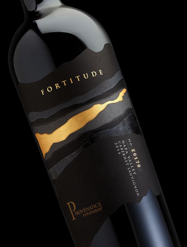 国外创意红酒瓶贴设计案例欣赏
