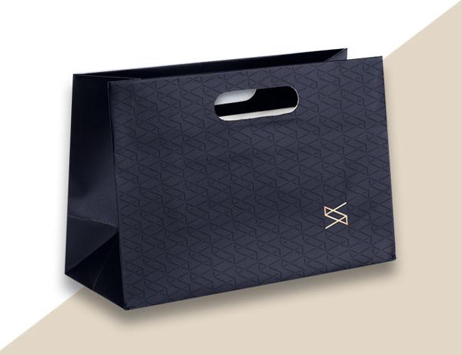 巴黎Savin Paris时尚服装店品牌形象设计