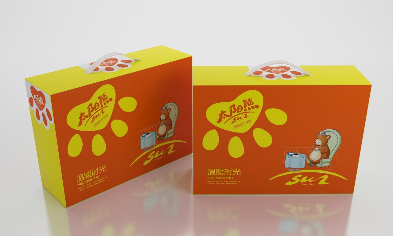 太阳熊——徐桂亮品牌设计