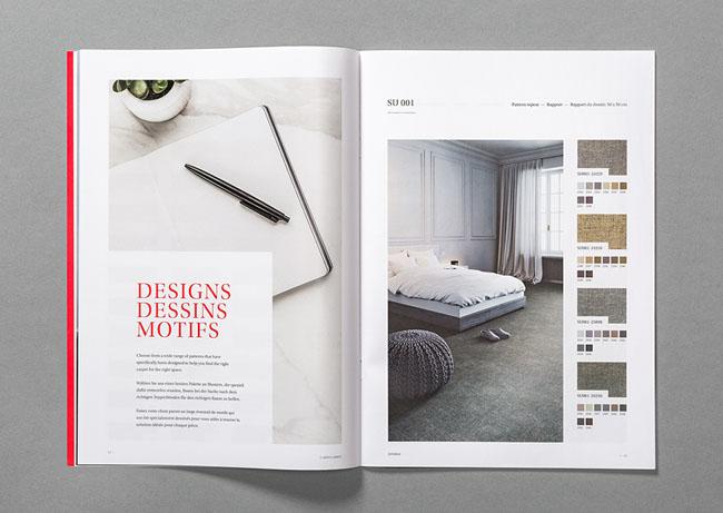 国外品牌目录画册设计作品