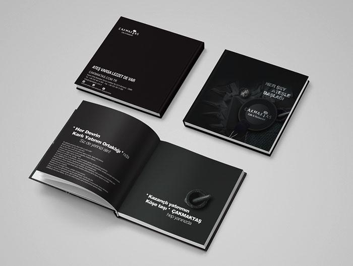 2019饮食类目录画册设计作品欣赏