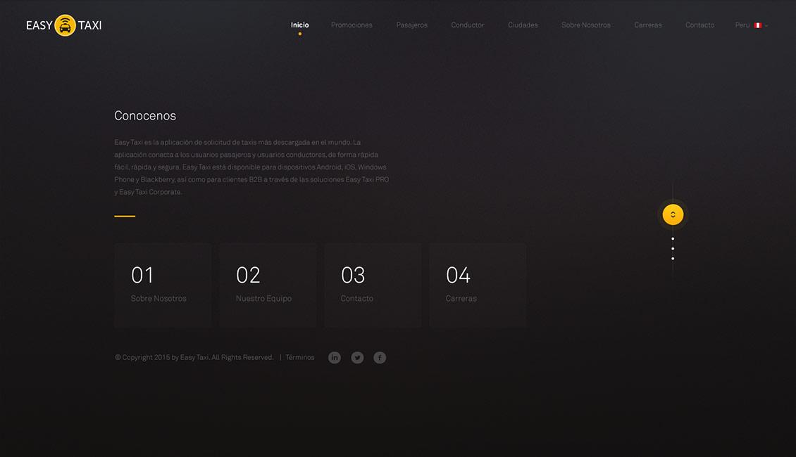 国外网站UI界面设计案例欣赏