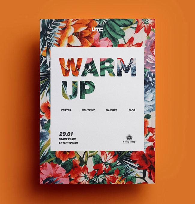 乌克兰设计师Marina Mescaline海报设计作品