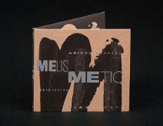 国外Melismetiq时尚音乐CD设计作品